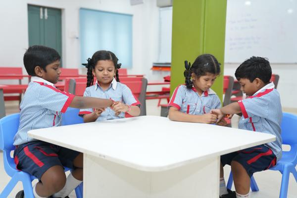 No 1 School in Hyderabad