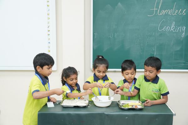 CBSE schools in Hyderabad Near Me