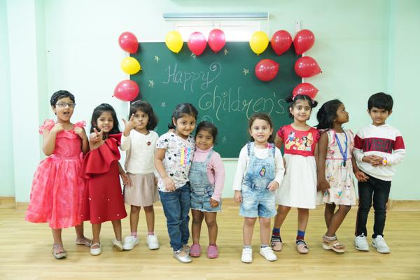 Best Nursery School in Hyderabad